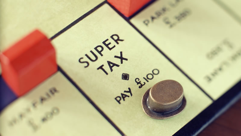What will happen to UK taxes in 2020?