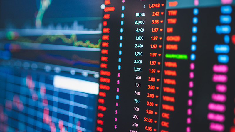What should you do in a stock market sell off?